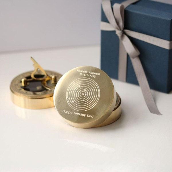 25 gift ideas, nautical sundial compass