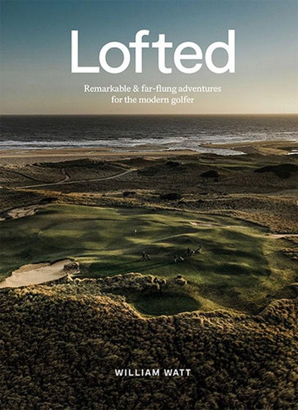 25 gift ideas, lofted golfer book