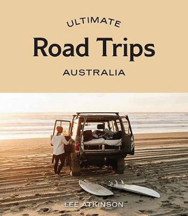 25 gift ideas, ultimate road trips book