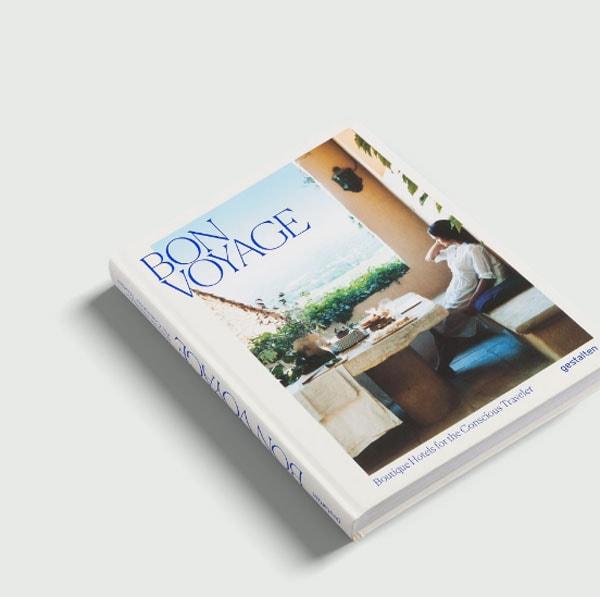 25 gift ideas, bon voyage book