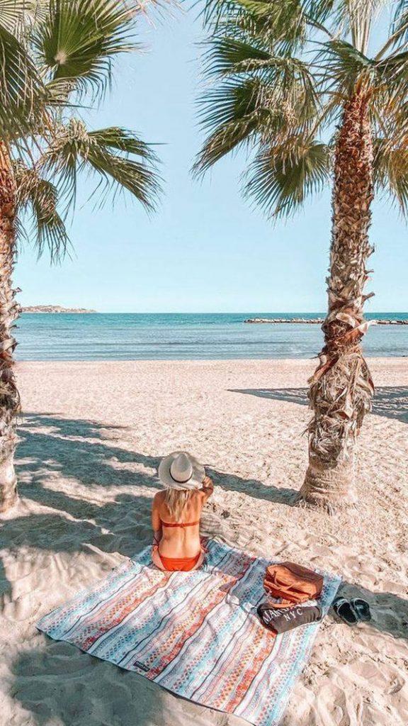 25 gift ideas, tesalate beach towel