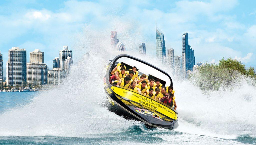 Gold Coast honeymoon