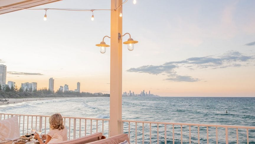 Gold Coast honeymoon