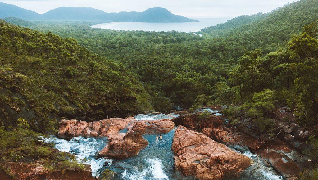 Queensland Spa Pools - Zoe Falls