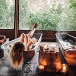 Cosy up by the fire at these scenic Queensland retreats