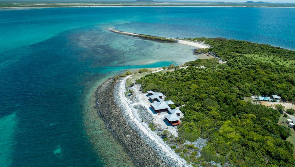 queensland islands, camp island
