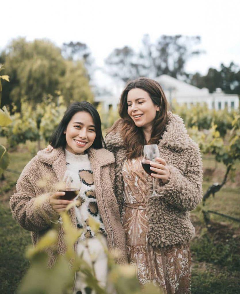 Australian winery weekend