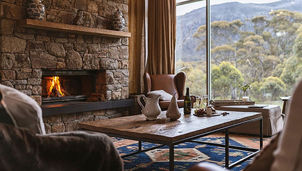 Romantic Escapes in New South Wales - Lake Crackenback Resort
