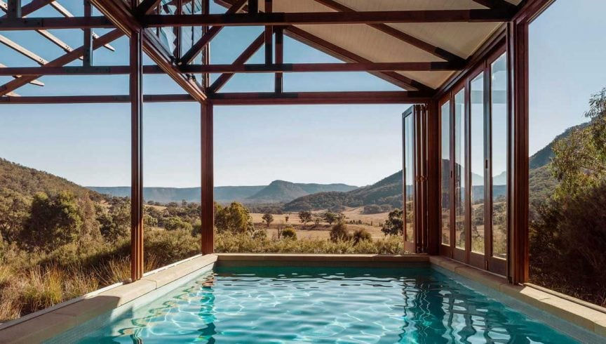 New South Wales - Emirates One&Only Wolgan Valley