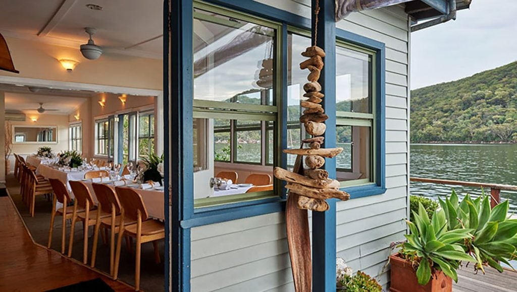 Romantic Escapes in New South Wales - Cottage Point Inn